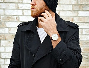 """Von Doren watch makes me feel stylish and powerful"""