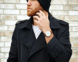 """Von Doren watch makes me feel stylish and powerful"""