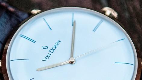 Von Doren quartz watch