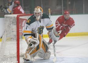 Brockport Hockey vs Plattsburgh Cardinals SUNYAC Quarter Finals