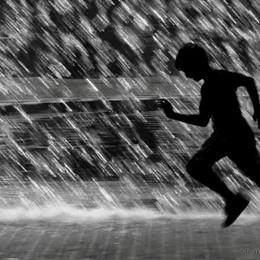 Zalety trenowania w deszczu