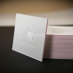 Aldo Polidano Business Cards 3 ply