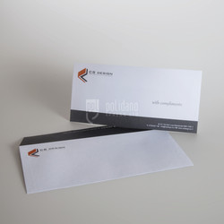 Envelopes and Compliment Slips