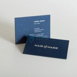 Hair by Marie - 2 ply - debossing
