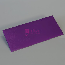NSI voucher pouch - embossing