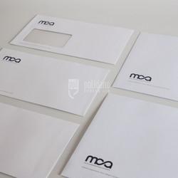 MCA stationery