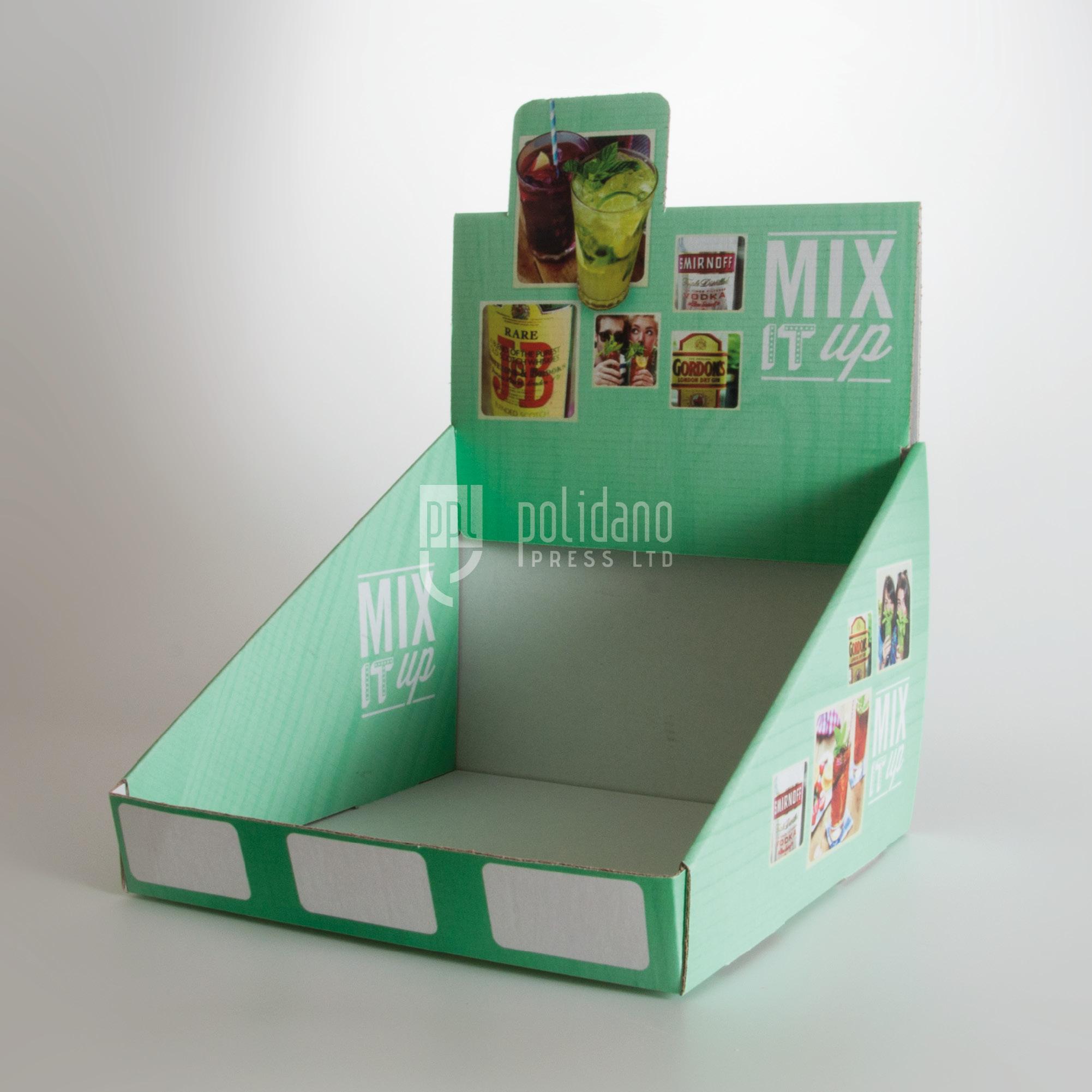 Product Carton Display