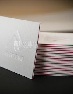 Aldo Polidano Business Cards