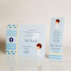 Holy Communion Invite & Bookmark