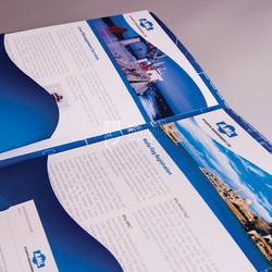 Folder and Leaflet Design