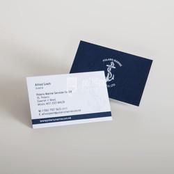 Polaris Marine business cards