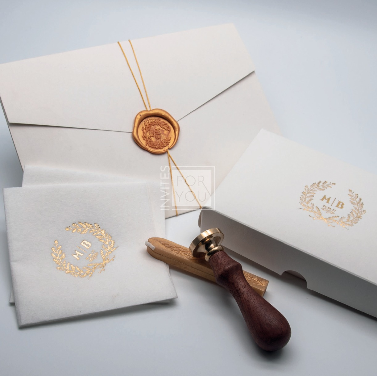 High End wedding stationery