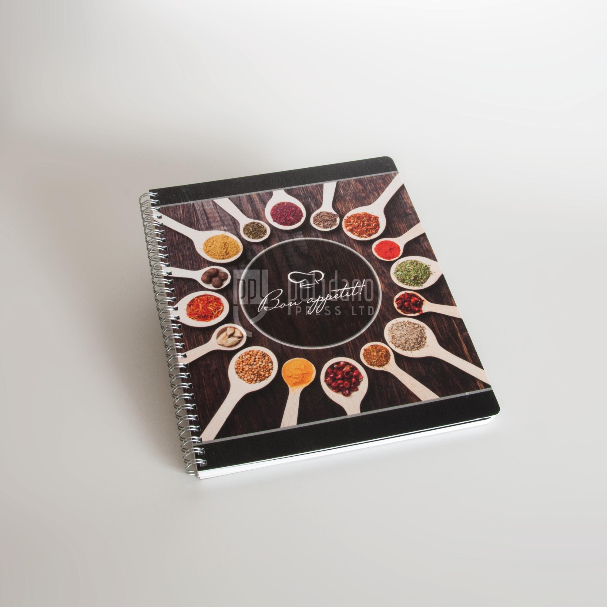 Recipe Book Gift