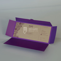 NSI voucher with pouch