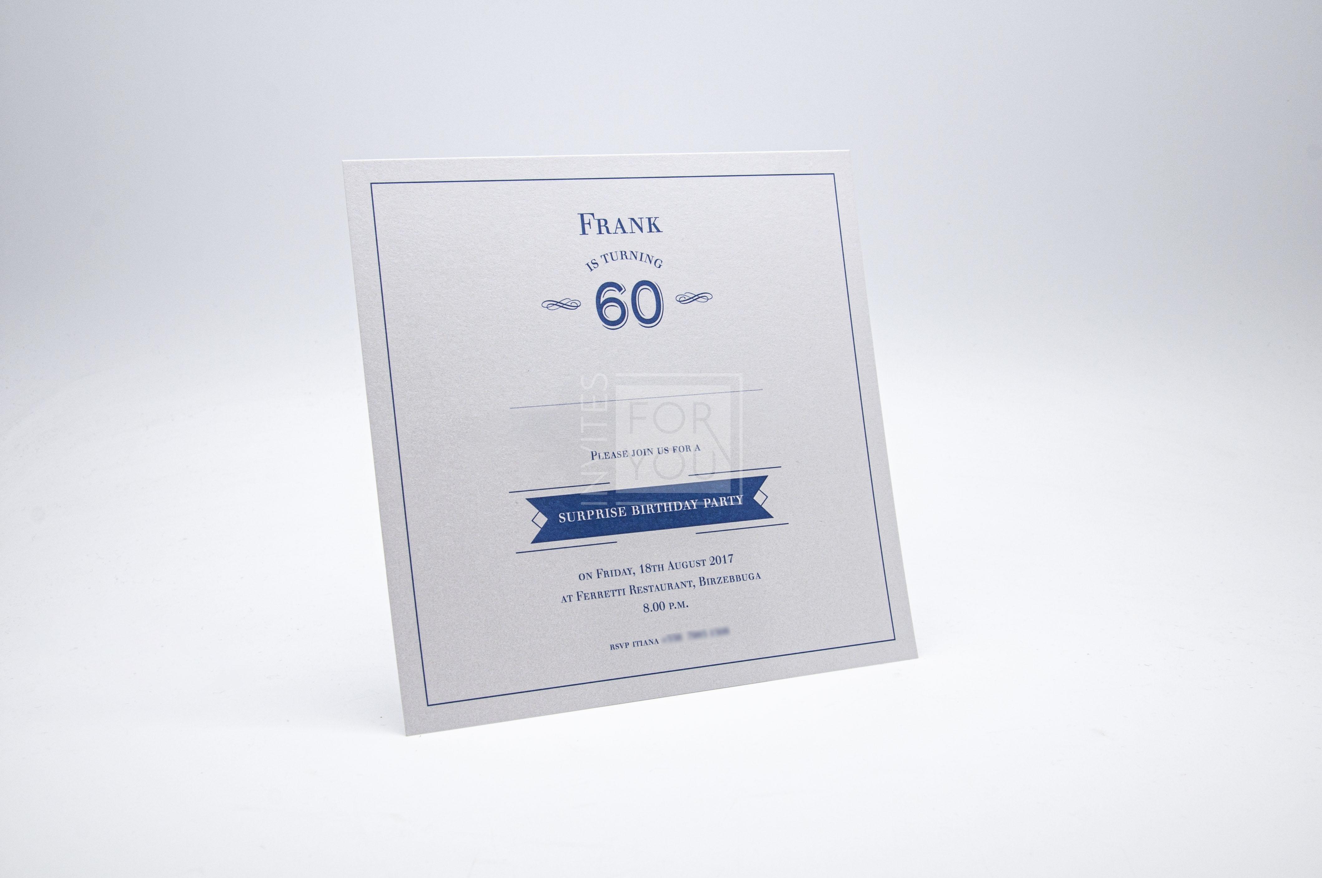Frank 60