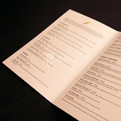 Bayleaf menu