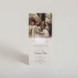 Baptism Bookmark