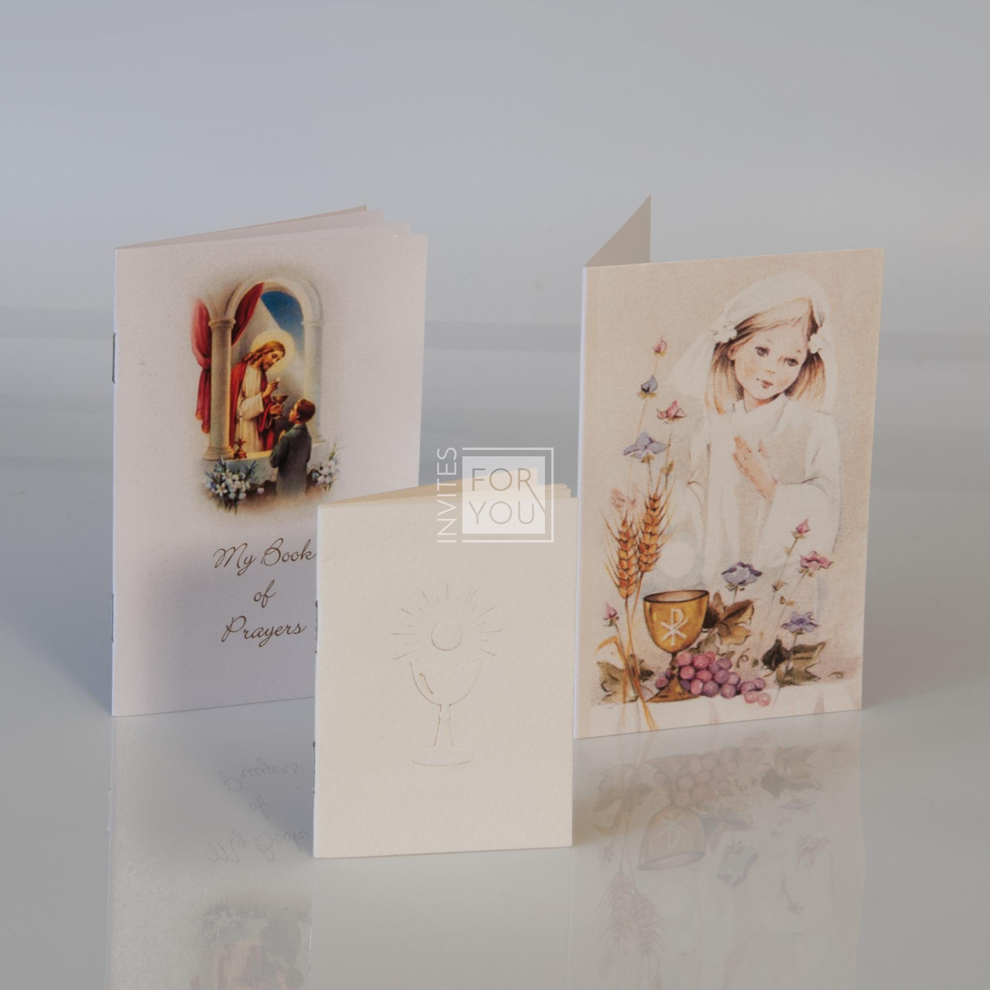 Holy Communion Leaflets