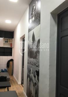 Interior PVC prints