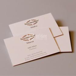 Sunseeker business cards