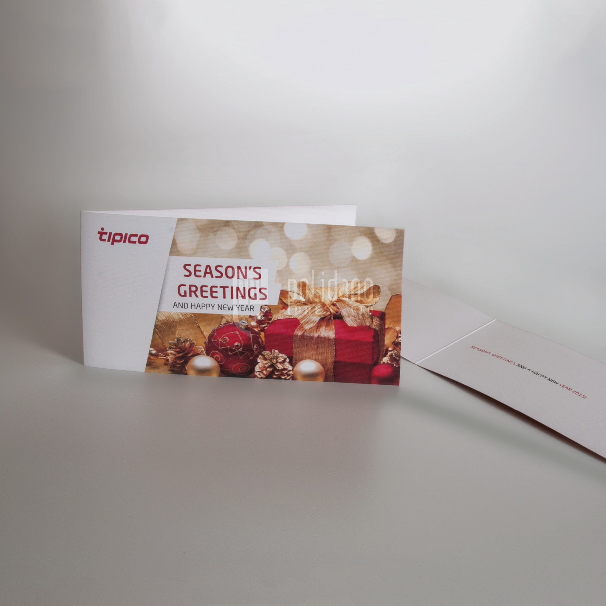 Tipico Christmas Cards
