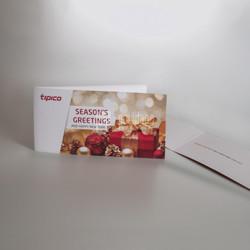 Tipico Christmas Cards