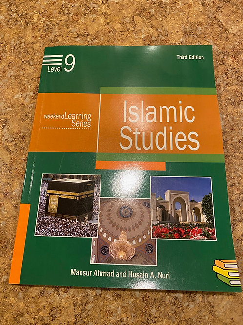 Islamic Studies Book 9