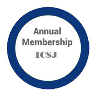 One Year ICSJ Membership - FULL