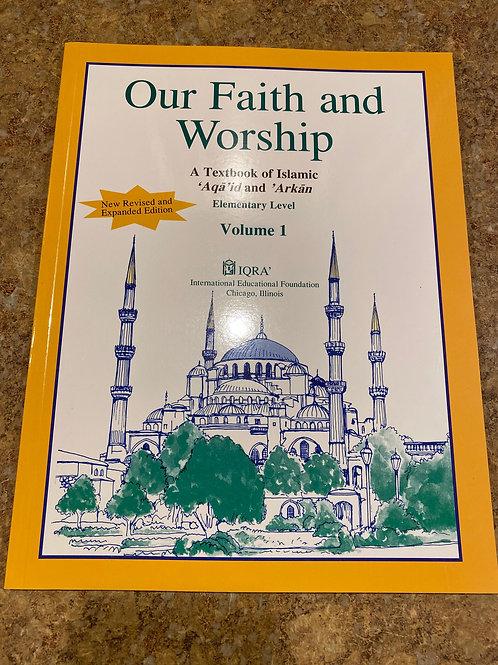 Our Faith and Worship Vol. 1 (Text Book)