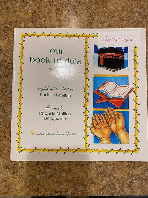 Our Book of Dua