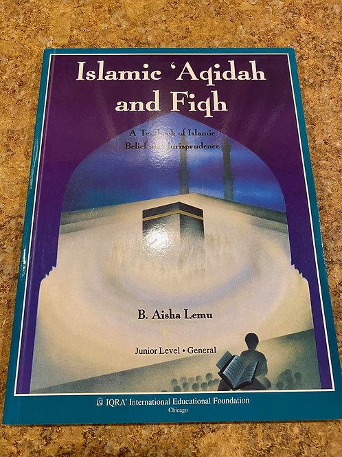 Islamic Aqidah and Fiqh