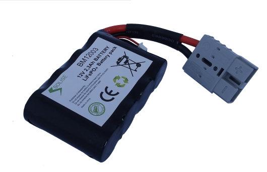 Altimage ULM/Batterie LITHIUM 12V CCA 120 BM 12003