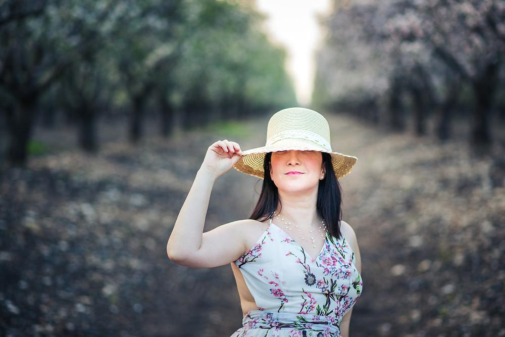 מתנה לאישה - צילומי נשיות והעצמה   עמק חפר