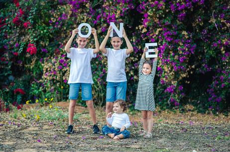צילומי גיל שנה ומשפחה