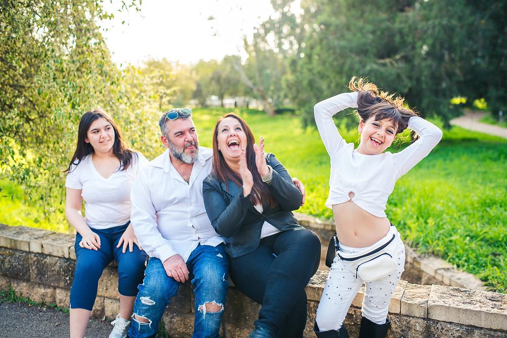 צילומי משפחה מורחבת   צילומי דורות   עמק חפר