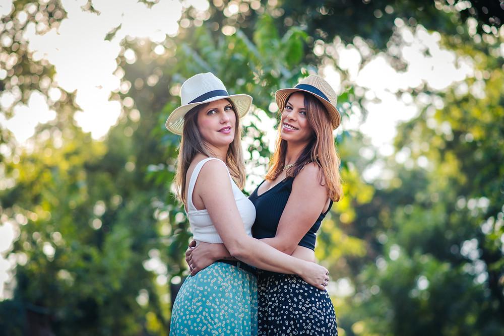 צילומי חברות | צילומי נשיות | מתנה לגיל 40