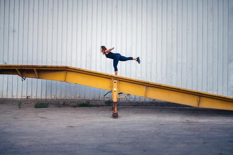 צילומי תדמית | מאמנת כושר