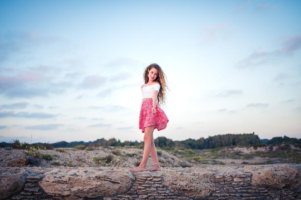צילומי בת מצווש   בוק בת מצווה   עמק חפר