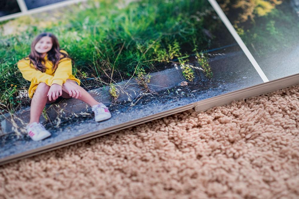 אלבום בוק בת מצווה | צלמת בעמק חפר