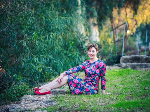 פרוייקט צילומי נשיות  - עבור Tantilly