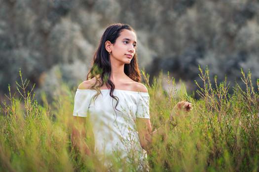 צילום בת מצווה בעמק חפר