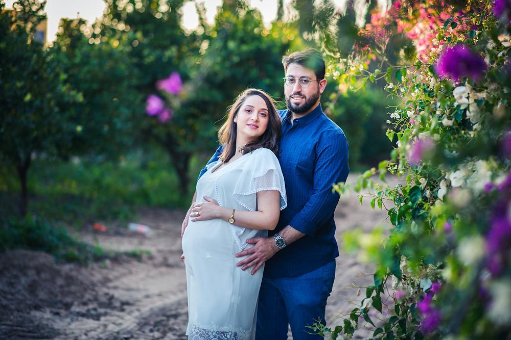 צילומי היריון בעמק חפר