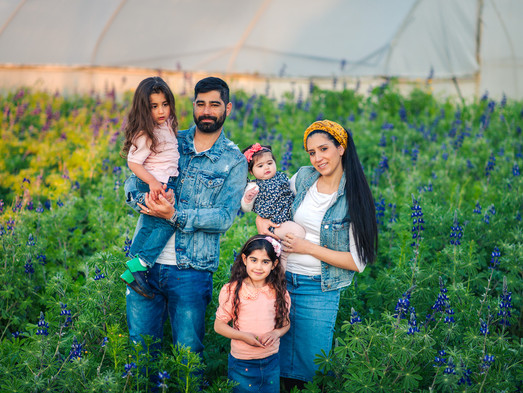 צילומי חלאקה בשילוב צילומי משפחה