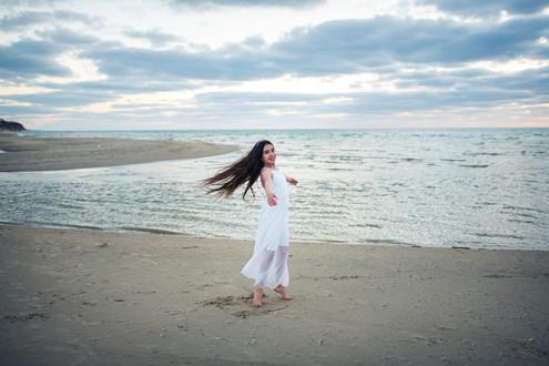 בוק בת מצווה בים | צילומים בים