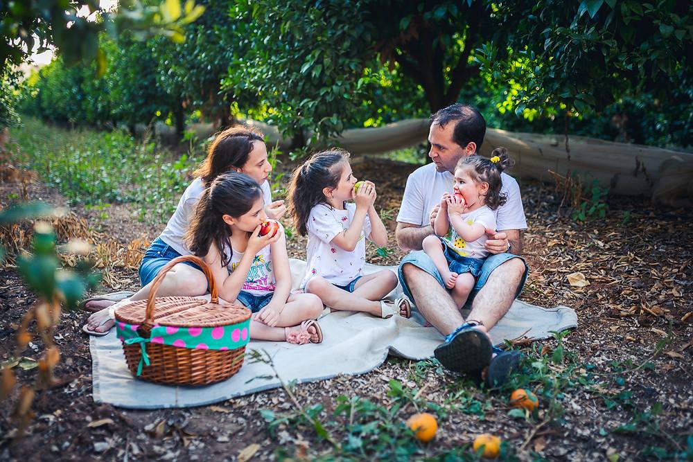 מה כדאי ללבוש לצילומי משפחה
