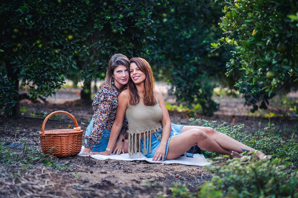 צילומי נשיות | צילומי חברות