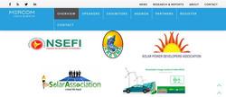 Partner in Solar Event by Mercom India