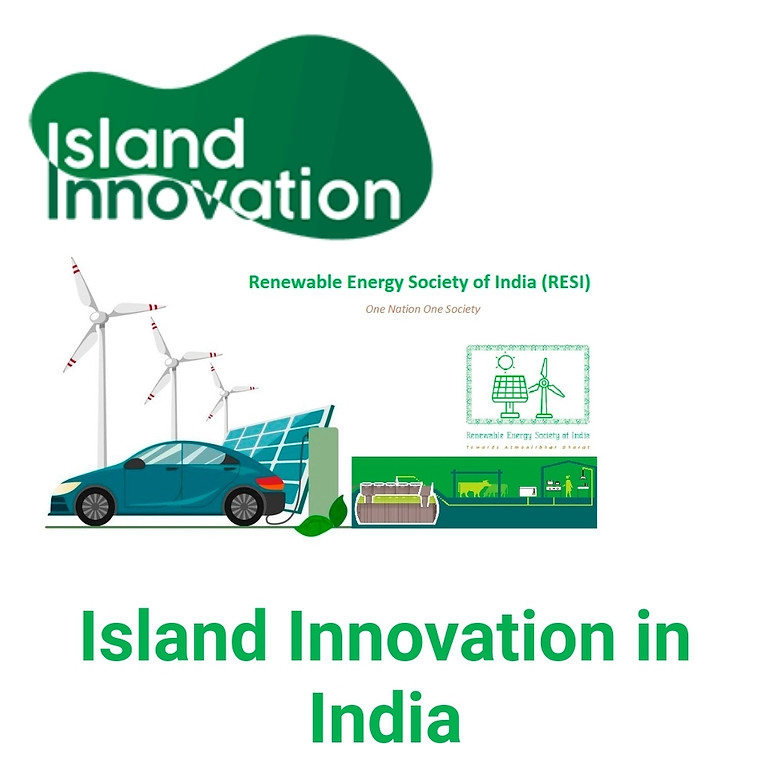 "International webinar on ""Island Innovation in India"" 5 Sept, 2020 | Pre-event of the Virtual Island Summit 2020"