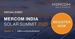 MERCOM India Solar Summit 2021