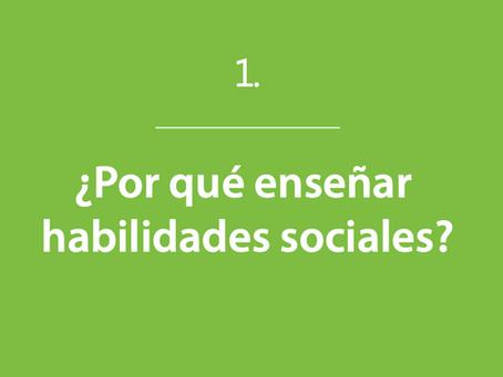 Día 1: Importancia de las Habilidades Sociales